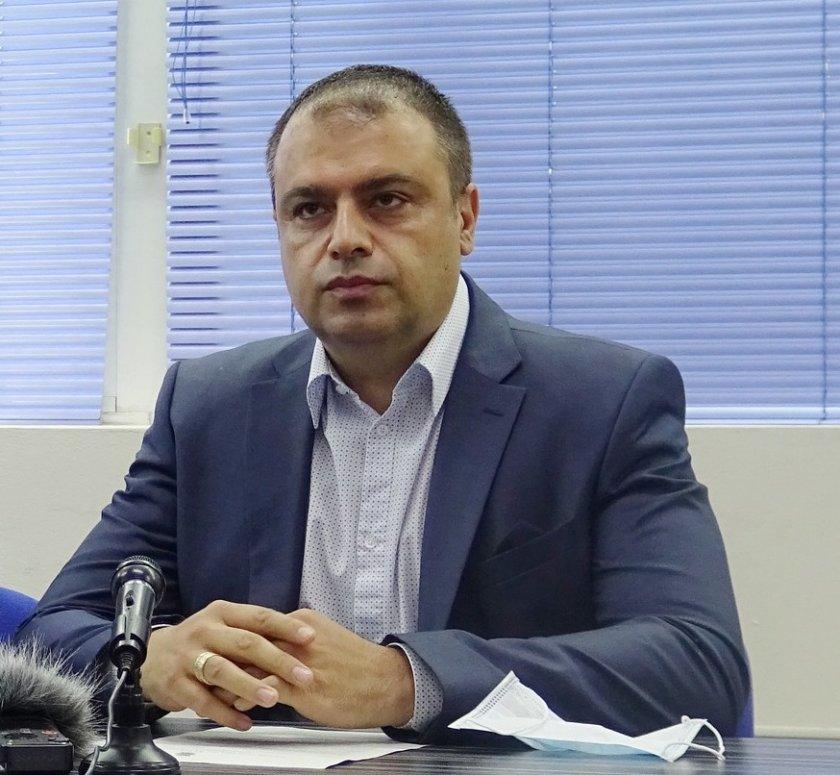 Началникът на пловдивската полиция старши комисар Йордан Рогачев е временно