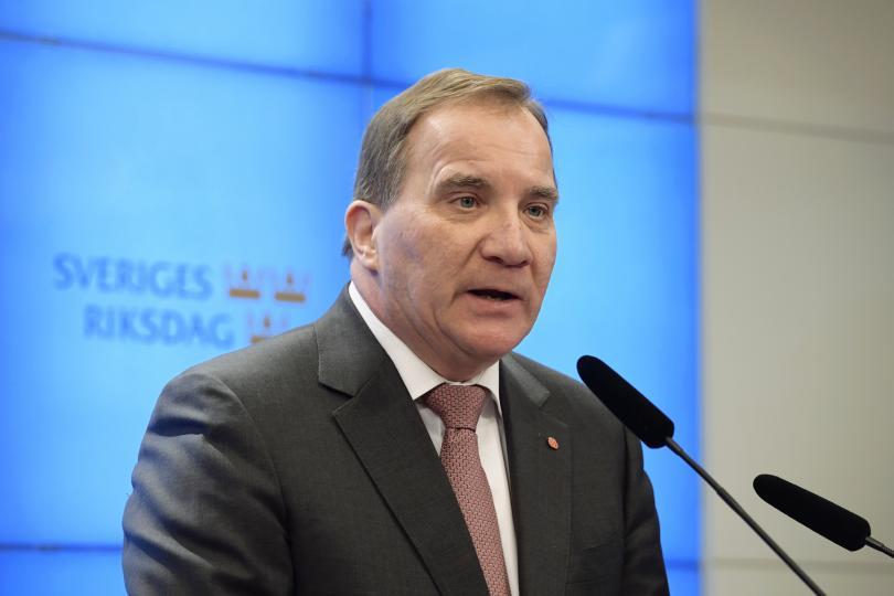 Шведският премиер подаде оставка