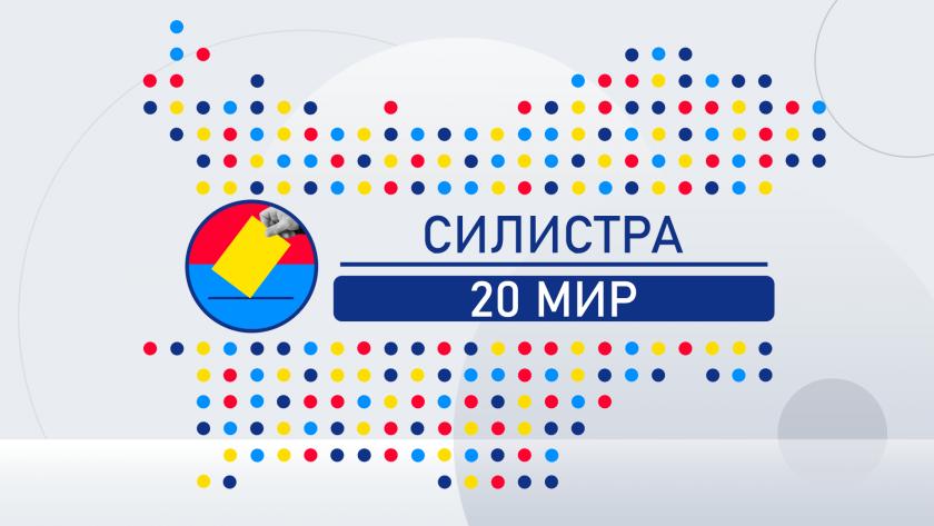 В Силистра отново областният координатор на ГЕРБ Тодор Тодоров води