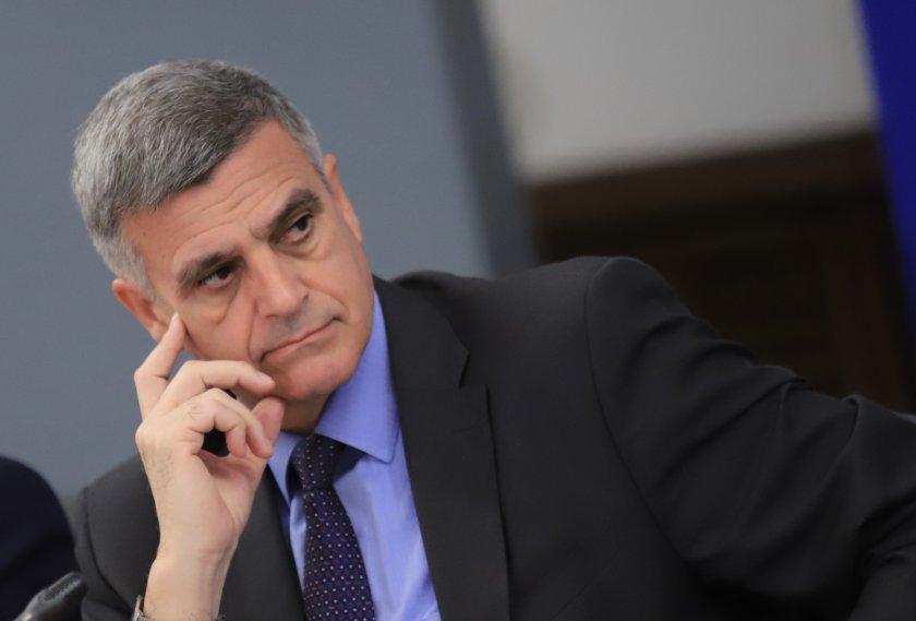 Служебният премиер Стефан Янев ще се срещне с представители наНационалното