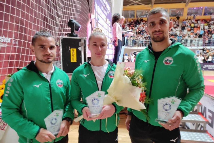 България изпраща трима джудисти на Олимпиадата в Токио