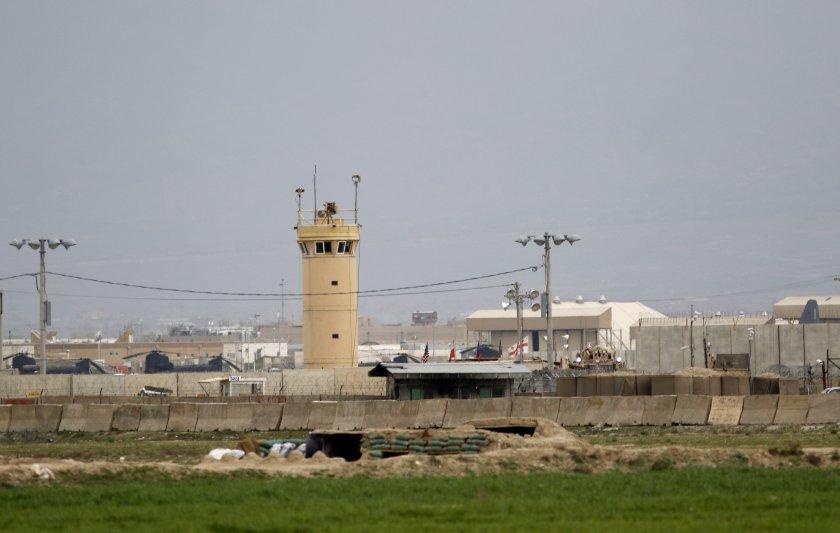 Последните войски на САЩ и НАТО напуснаха базата Баграм край Кабул