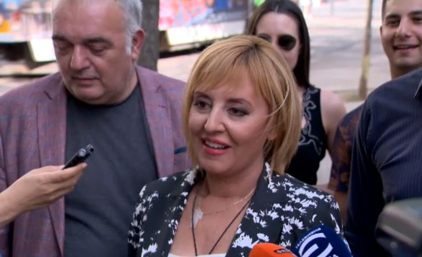 Мая Манолова: Кабинет, предлаган от ГЕРБ или ДПС, няма да подкрепим