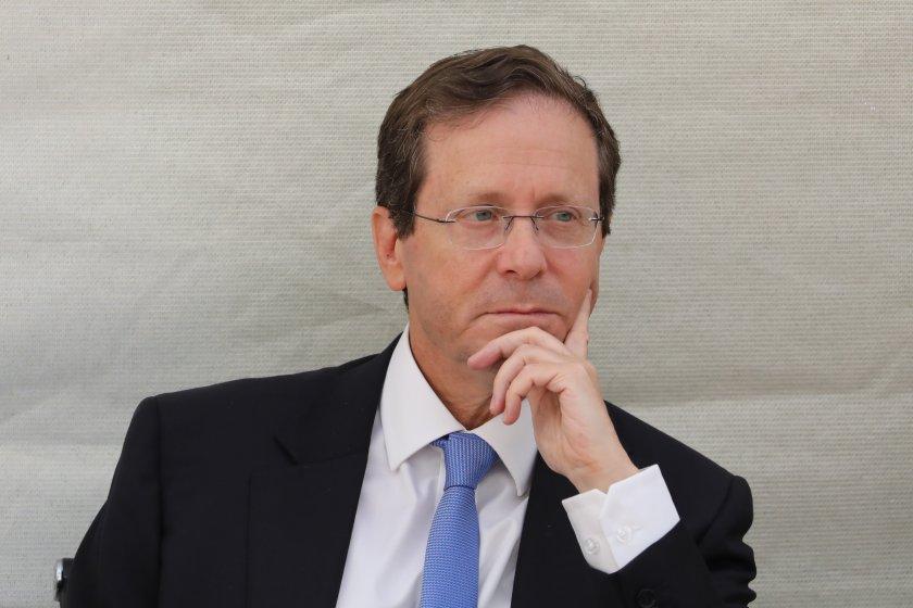 Новият президент на Израел полага клетва