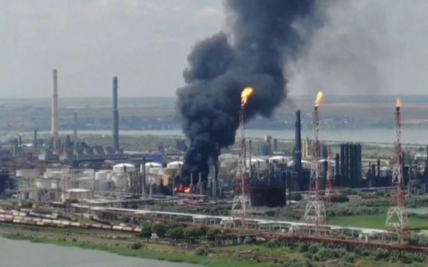Има готовност за задействане на Национален авариен план за борба с нефтени разливи след взрива в Румъния