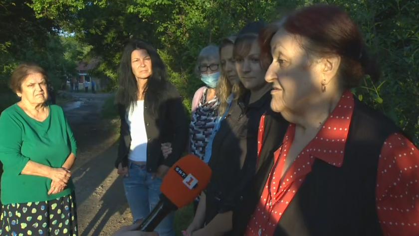 """Жители на кв. """"Стара Тева"""" в Перник недоволстват срещу липсата на инфраструктура"""