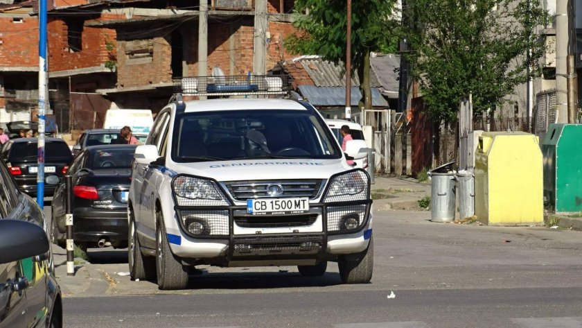Масов бой в Предел махала в Благоевград - има задържани