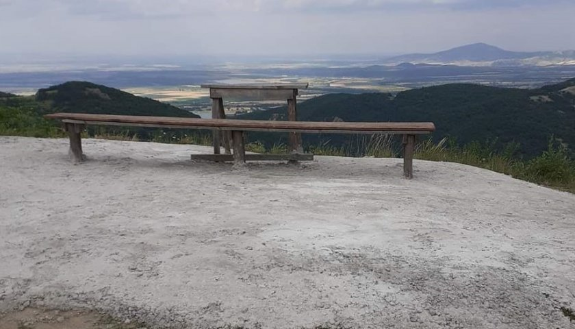 бетониране природа село орешец