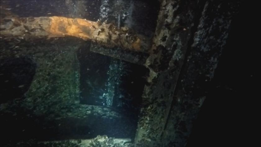 """Потъналият край Созопол """"Мопанг"""" вече е археологически обект"""