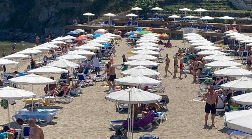 проверка всички изисквания плажовете хармани созопол централен спазени