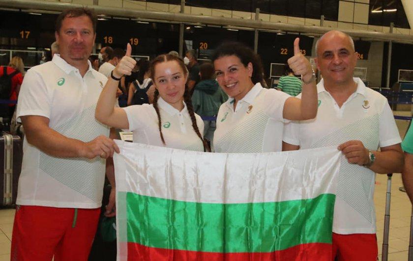 Антоанета Костадинова и Селин Али