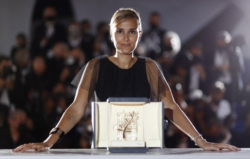 "Драмата ""Титан"" е големият победител на фестивала в Кан"