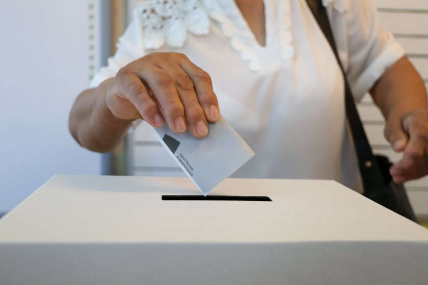 В Ямболска област изборният ден започна спокойно. Няма регистрирани нарушения.