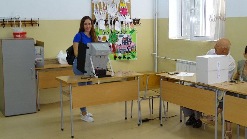 Граждани на РСМ не са гласували в Благоевград, въпреки че 35 000 души имат право