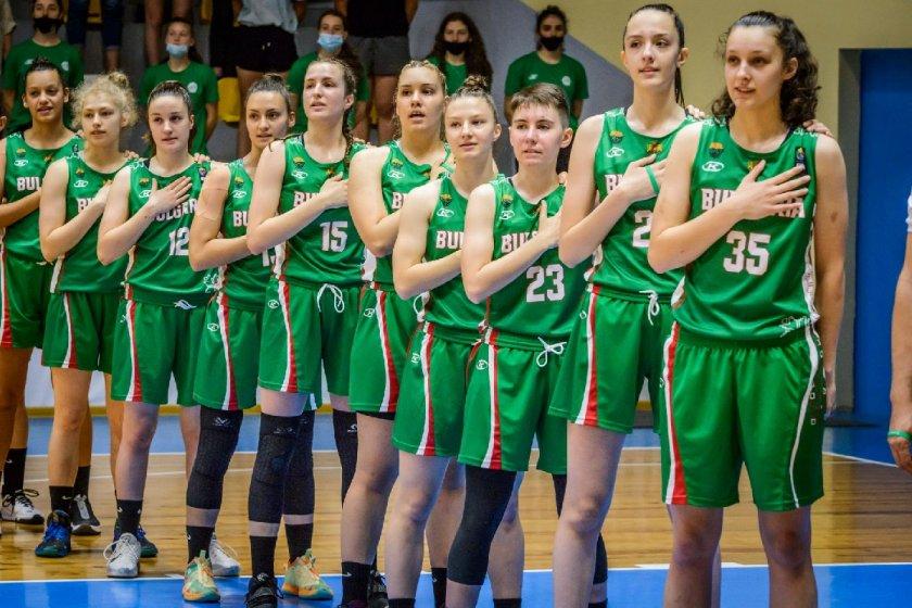 И Хърватия се оказа твърде силна за младите ни баскетболистки
