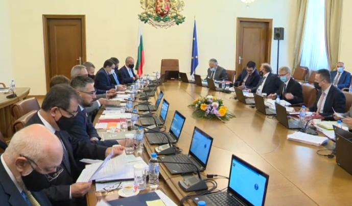 В началото на днешното заседание на Министерския съвет премиерът Стефан