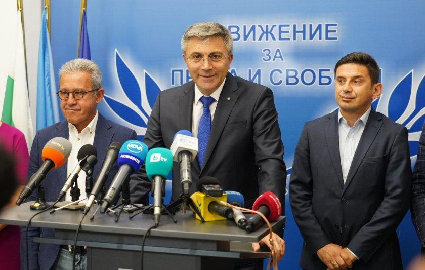 Мустафа Карадайъ, ДПС: Когото и да подкрепим, ще е с условия