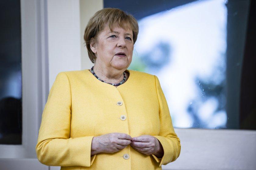 Ангела Меркел с последна визита в Белия дом
