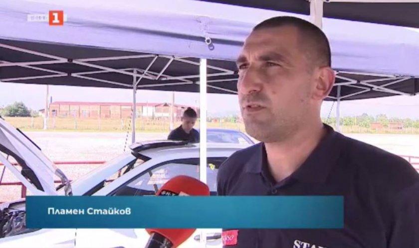Автомобилният състезател Пламен Стайков рестартира кариерата си