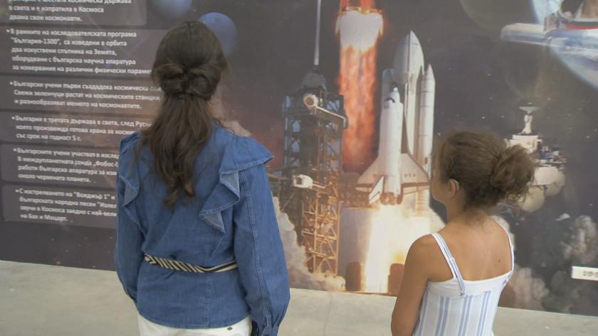 Разговор с астронавти: Деца изпращат въпроси до НАСА
