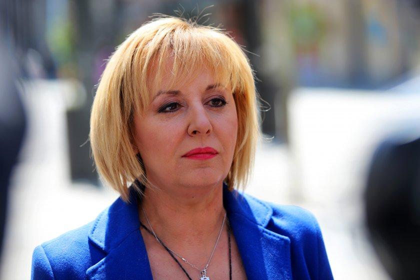 Мая Манолова: Браво на Слави, приветстваме решението