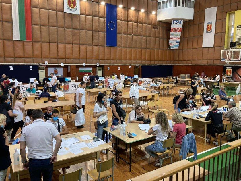 При 100% обработени протоколи в Хасково ГЕРБ-СДС са първа политическа сила