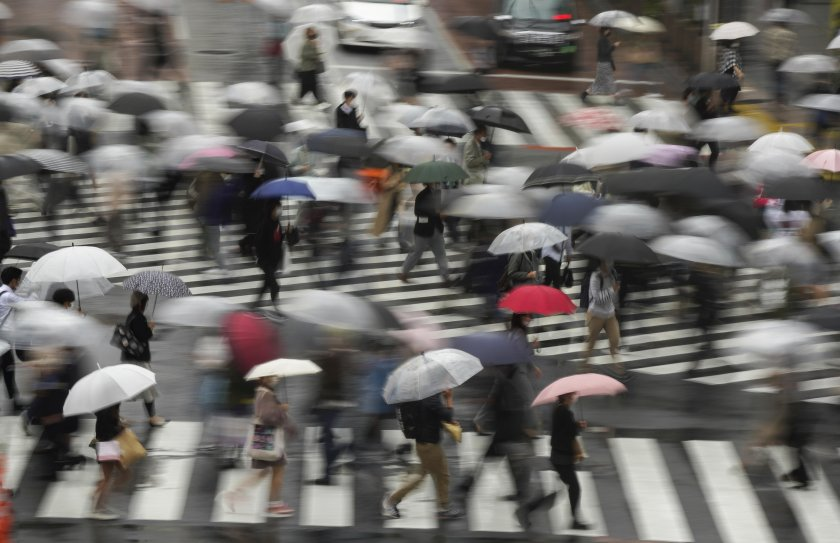 спряха част доброволческите дейности мияги заради тайфун