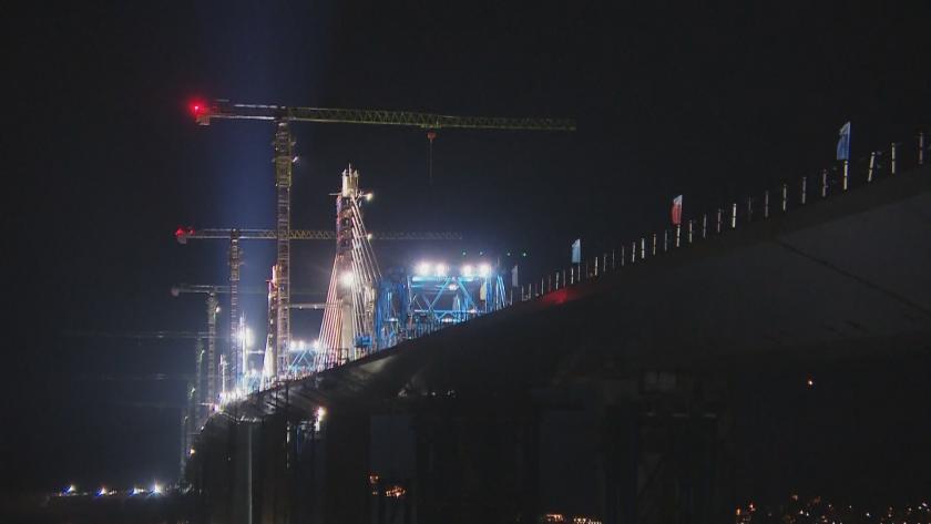 хърватия завърши изграждането големия инфраструктурен проект страната