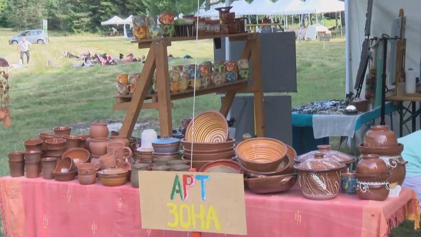 В местността Узана се провежда най-големият фестивал, посветен на грижата за природата