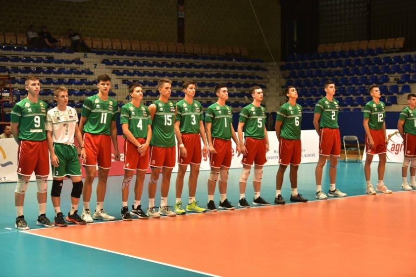 българия надви турция триумфира волейболната балканиадата u20
