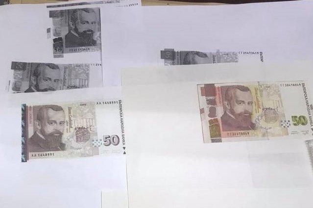 разкриха печатница фалшиви пари русе