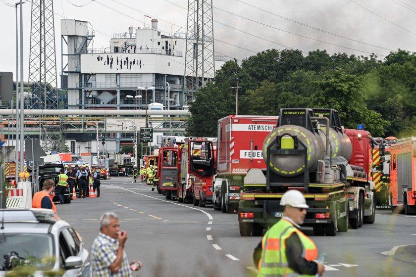 Един загинал и четирима ранени при експлозията в Германия