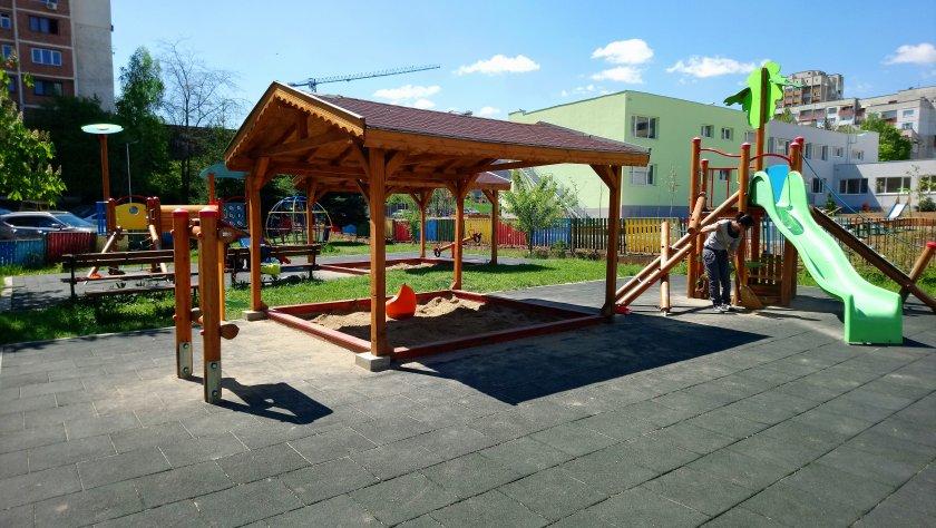представят система умни комунални услуги голямата детска градина страната