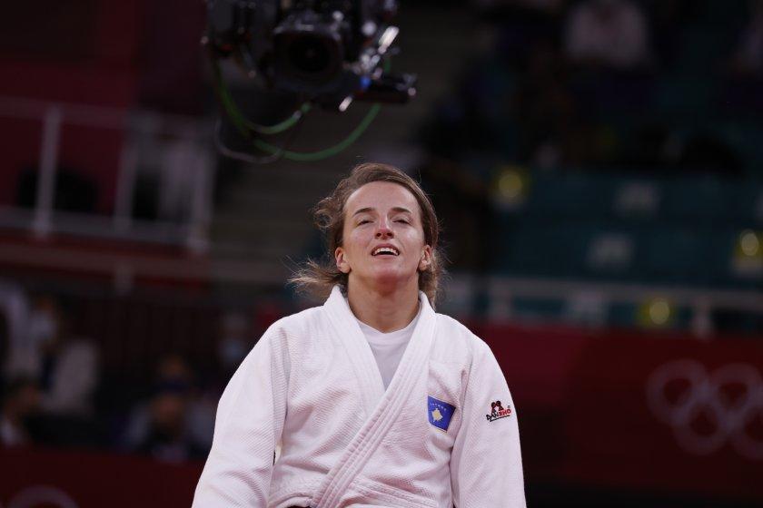 косово спечели второ олимпийско злато историята