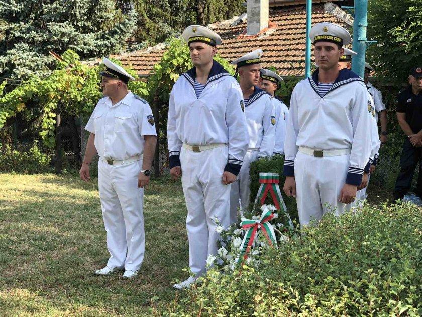 русе отбеляза 142 години създаването военноморските сили