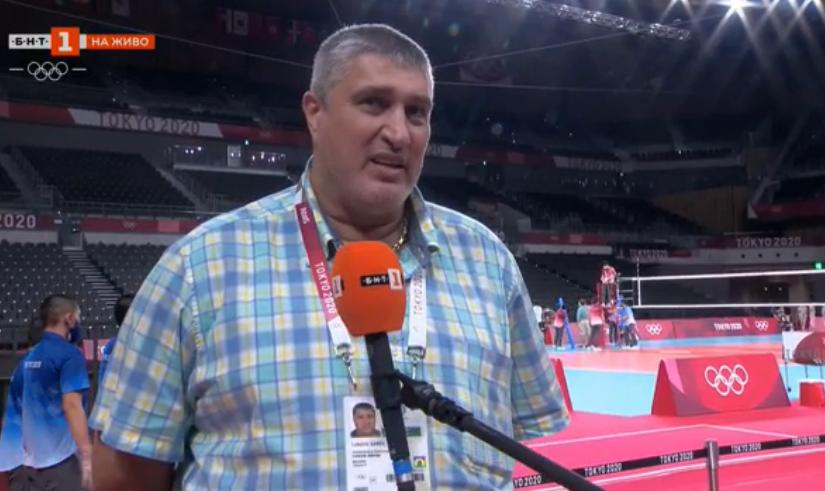Любо Ганев пред БНТ: Мястото на националните ни отбори е на Олимпийските игри