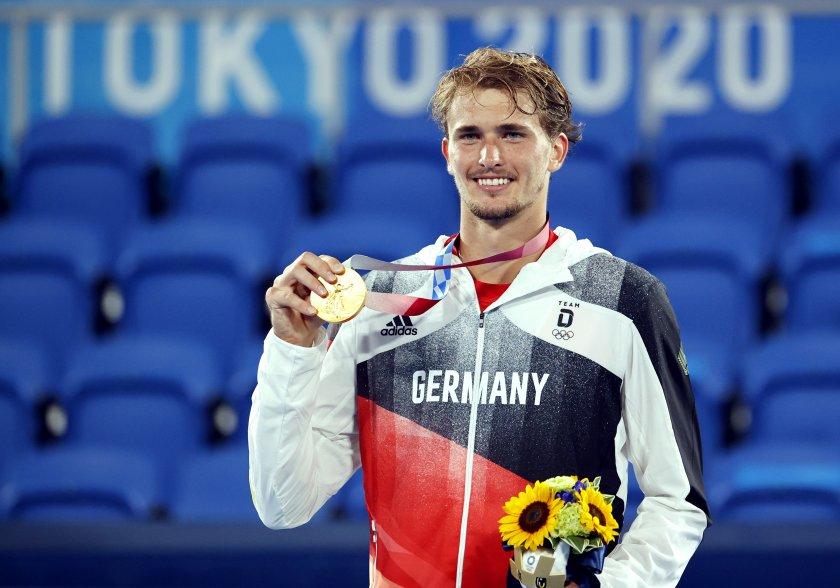 Ден 10: Александър Зверев триумфира с олимпийското злато по тени