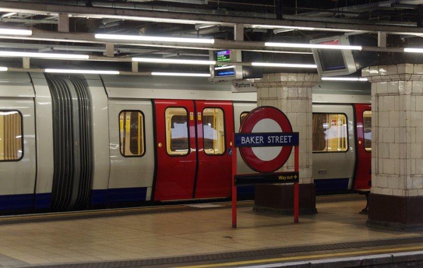 Стачка на машинистите на влаковете в метрото започва в Лондон.Причината