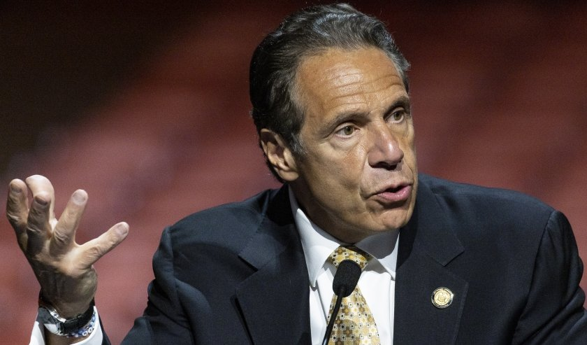 обвиниха губернатора йорк сексуален тормоз
