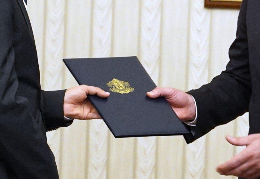Кои са предложенията за министри в проектокабинета на ИТН?