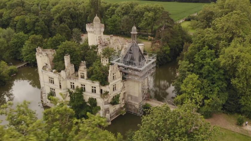 Оригинално решение във Франция за спасяването на старинни замъци, изоставени