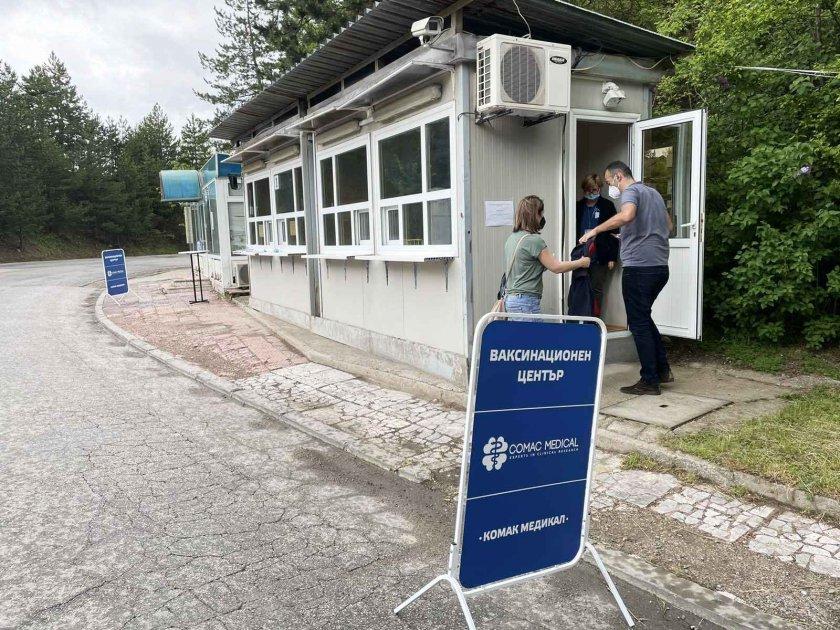 близо 5100 ваксини поставени граничните пунктове златарево станке лисичково