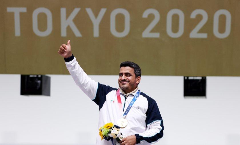 корейски олимпиец възможно терорист спечели златото