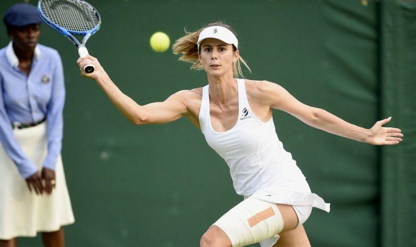 Цветана Пиронкова с лек спад в подреждането на WTA