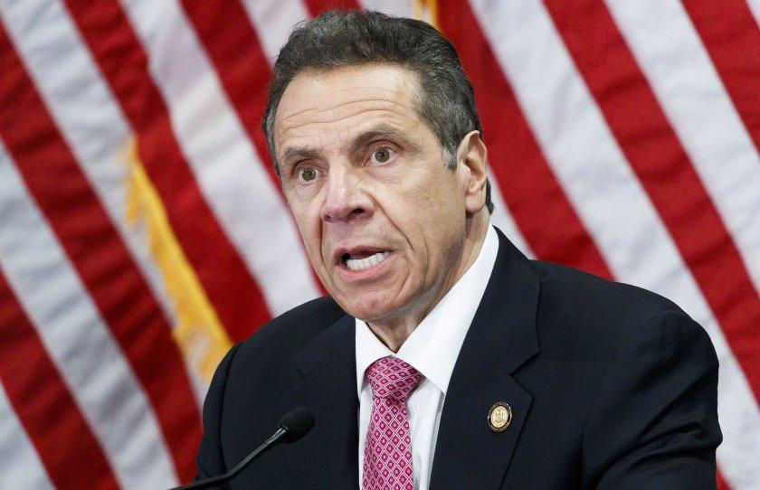 Губернаторът на Ню Йорк подаде оставка