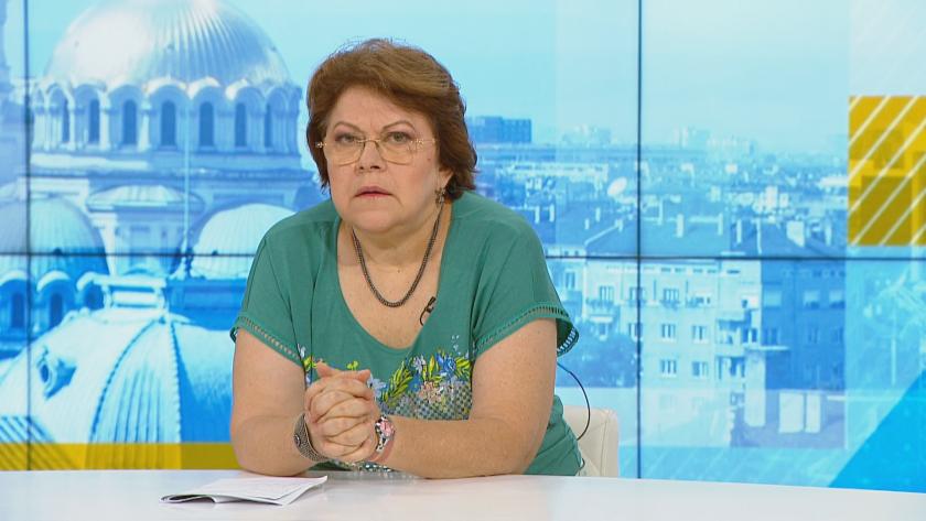Татяна Дончева: Трябва правителство със споразумение. Който отговаря за Слави - да му осигури подписа