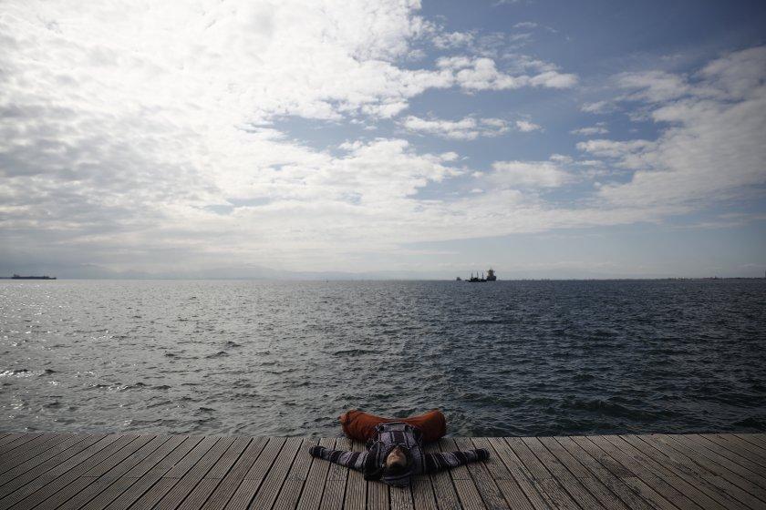 Бум на популацията на медузи в моретата на Гърция