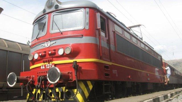 Влак прегази човек в Пловдив