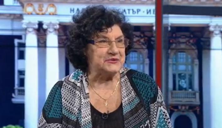 Актрисата Виолета Бахчеванова почина на 86 години