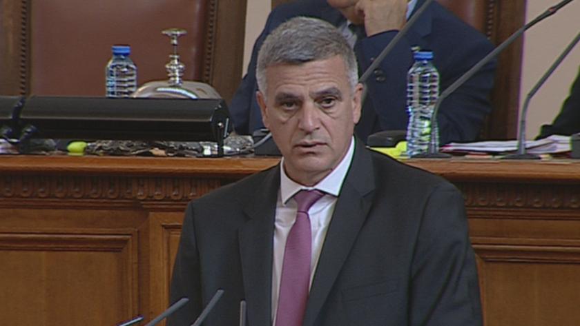 Янев пред НС: С 600 души е увеличена охраната на границата ни